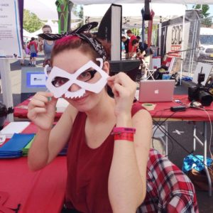 Alter Egos Society spearheaded the custom mask making!